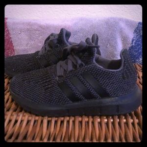 Toddler boys adidas shoes size 9
